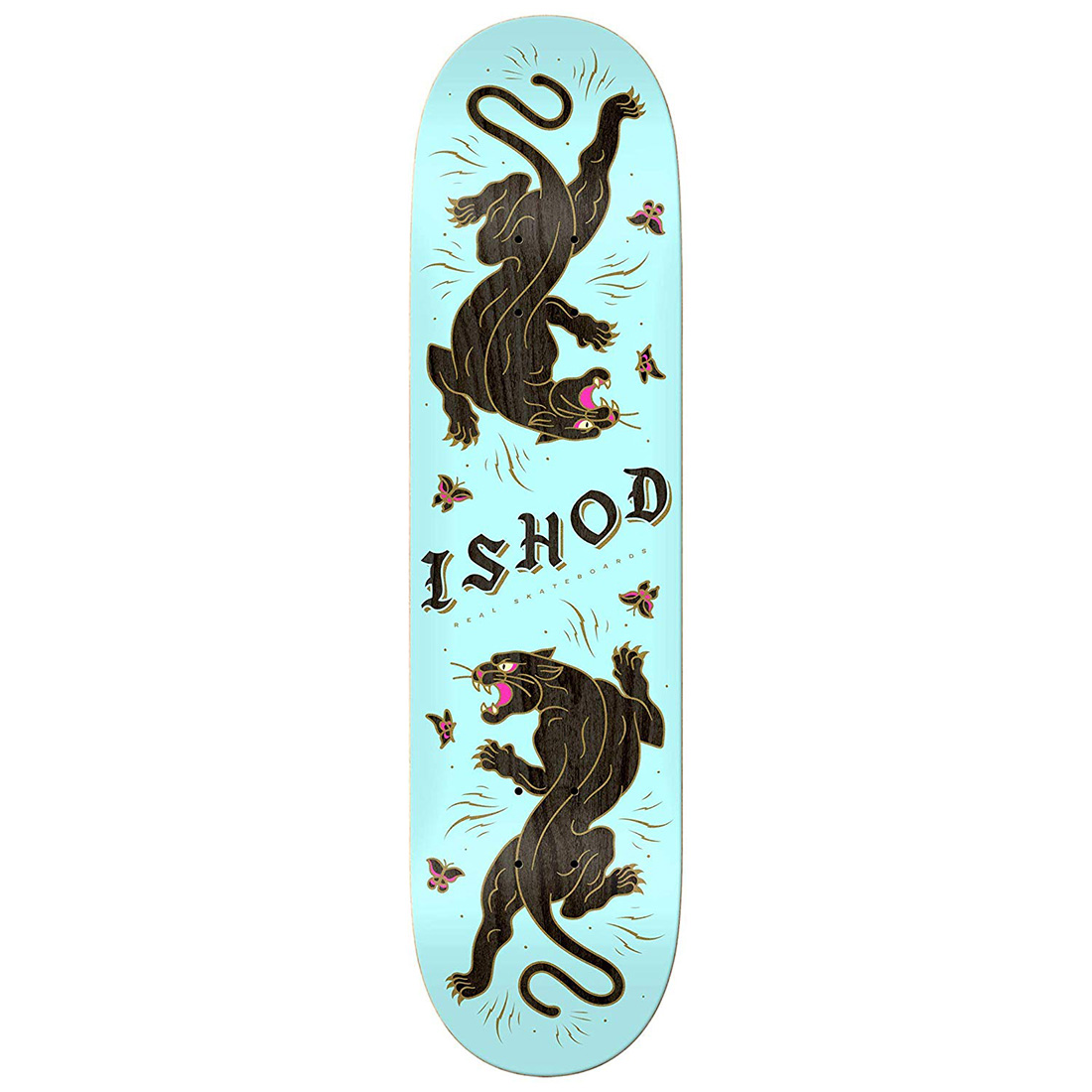 "ДЕКА REAL ISHOD CAT SCRATCH TT 8.25"" 2019"