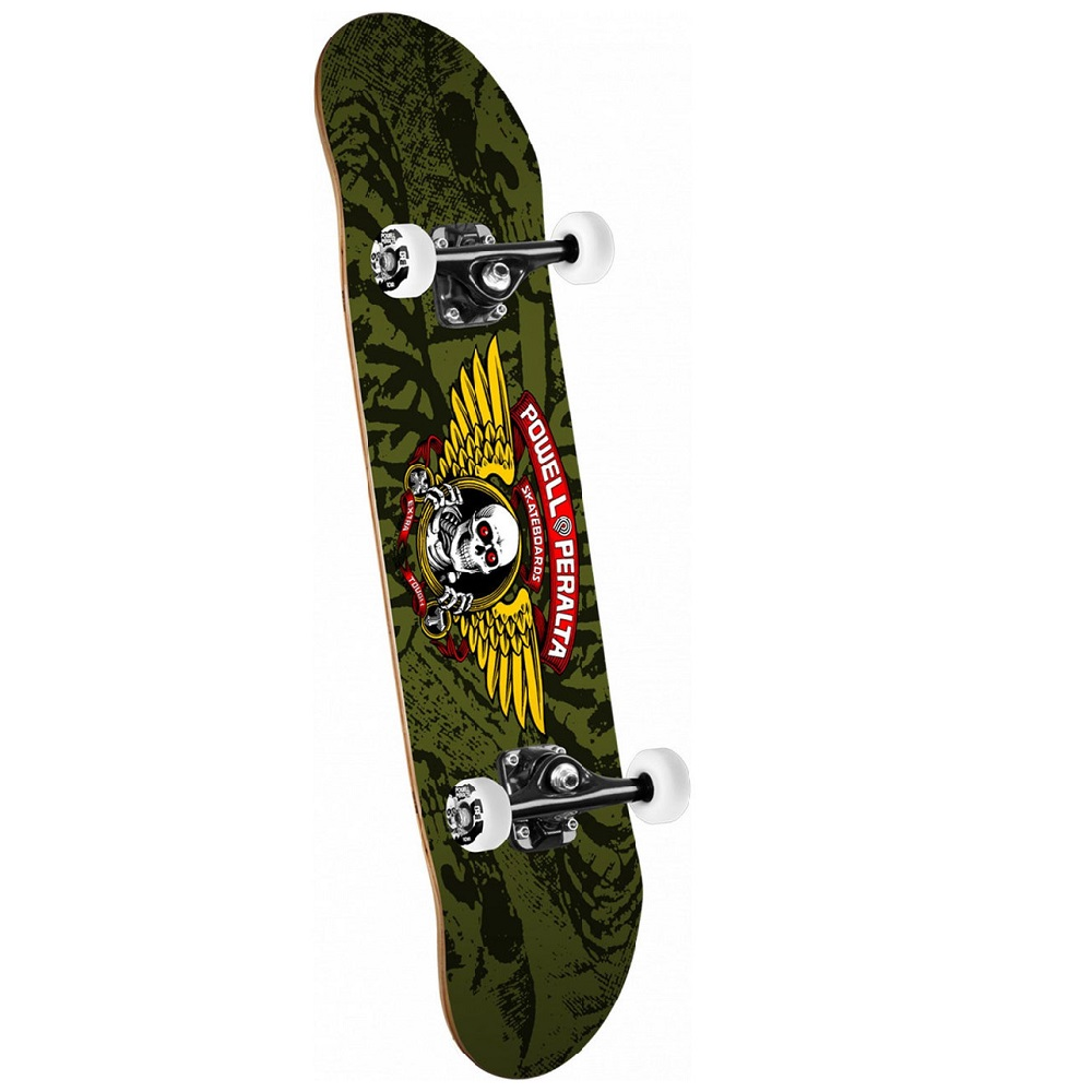 СКЕЙТБОРД POWELL PERALTA WINGED RIPPER 7.5 2019