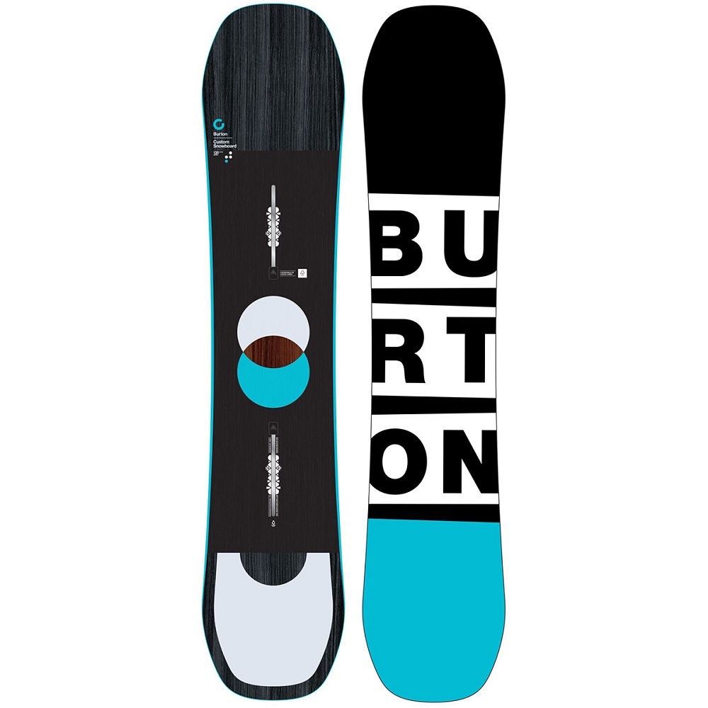 СНОУБОРД BURTON CUSTOM SMALLS 2020