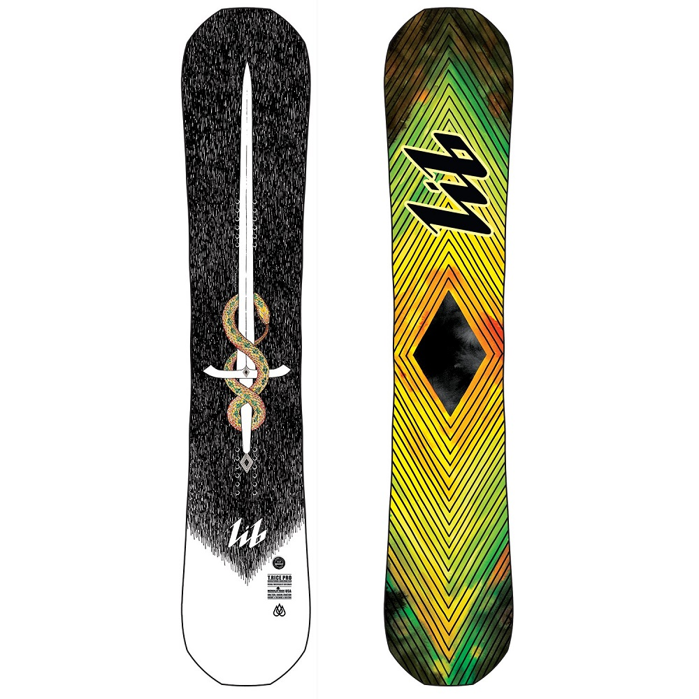 СНОУБОРД LIB TECH TRAVIS RICE PRO HP C2 2020