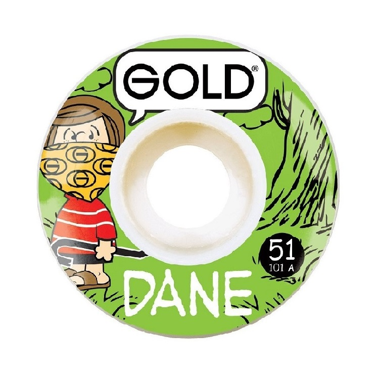 КОЛЕСА GOLD Gang Dane 2018