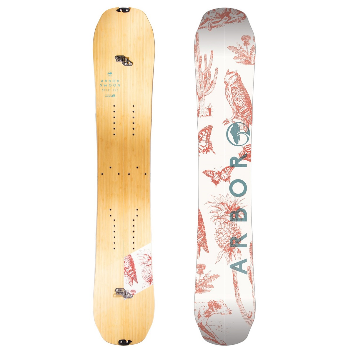 СПЛИТБОРД ARBOR SWOON SPLITBOARD 2018