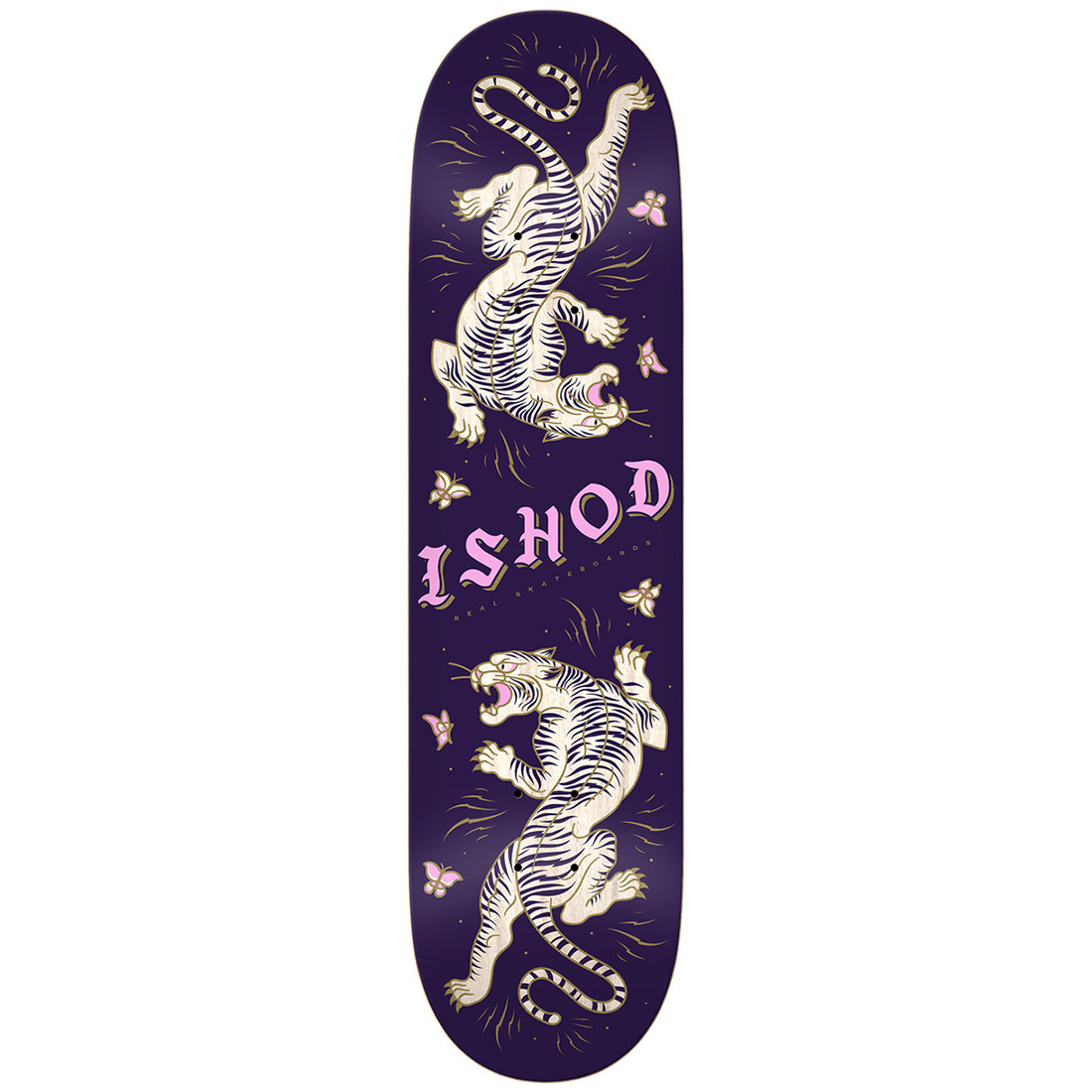 "ДЕКА REAL ISHOD CAT SCRATCH TT 8.0"" 2019"