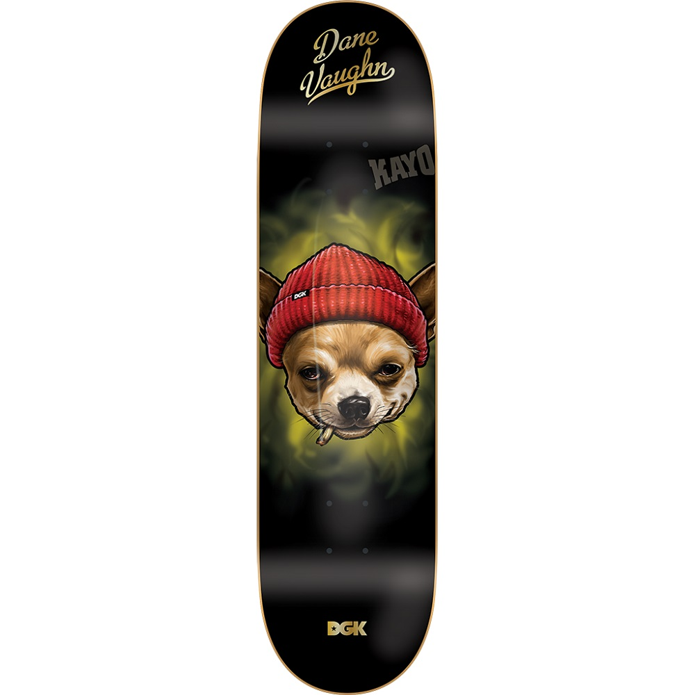 ДЕКА DGK Spirit Animal Vaughn 2018