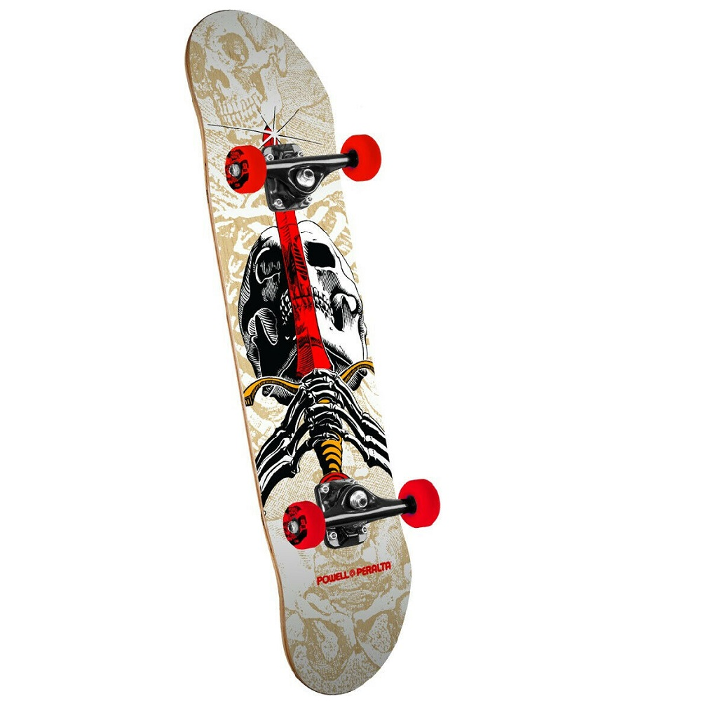 СКЕЙТБОРД POWELL PERALTA SKULL & SWORD 13 ONE OFF 2019