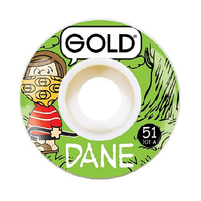 КОЛЕСА GOLD Gang Dane 2019