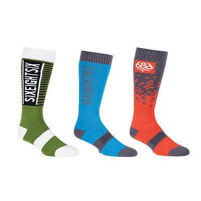 НОСКИ 686 Knockout Sock 3-Pack 2019
