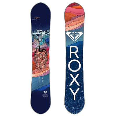 СНОУБОРД ROXY TORAH BRIGHT 2018